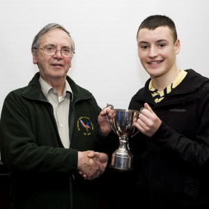 2011 Junior Competition Winner Connor Metcalfe